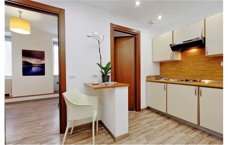 j.suite two rooms kitchenette