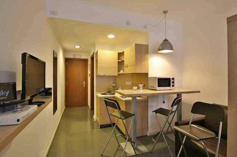 Business traveller accommodation Rome